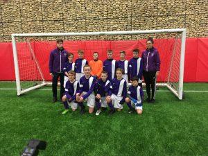 Durham City District Football Trials 2018 Durham Chester Le